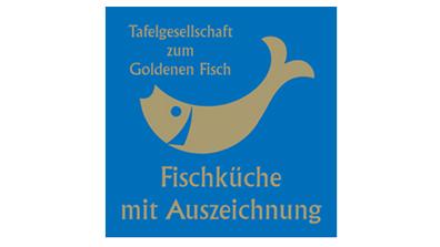 Goldenen Fisch